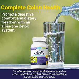 4 Bottles of Colon Cleanse