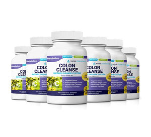 6 Bottles of Colon Cleanse