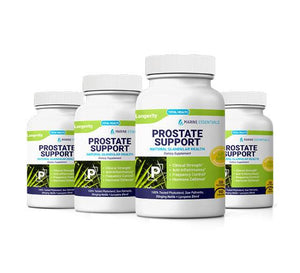 4 Bottles of Prostate Support