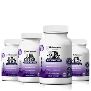 4 Bottles of Ultra Cleanse