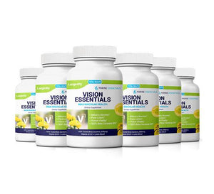 6 Bottles of Vision Essentials