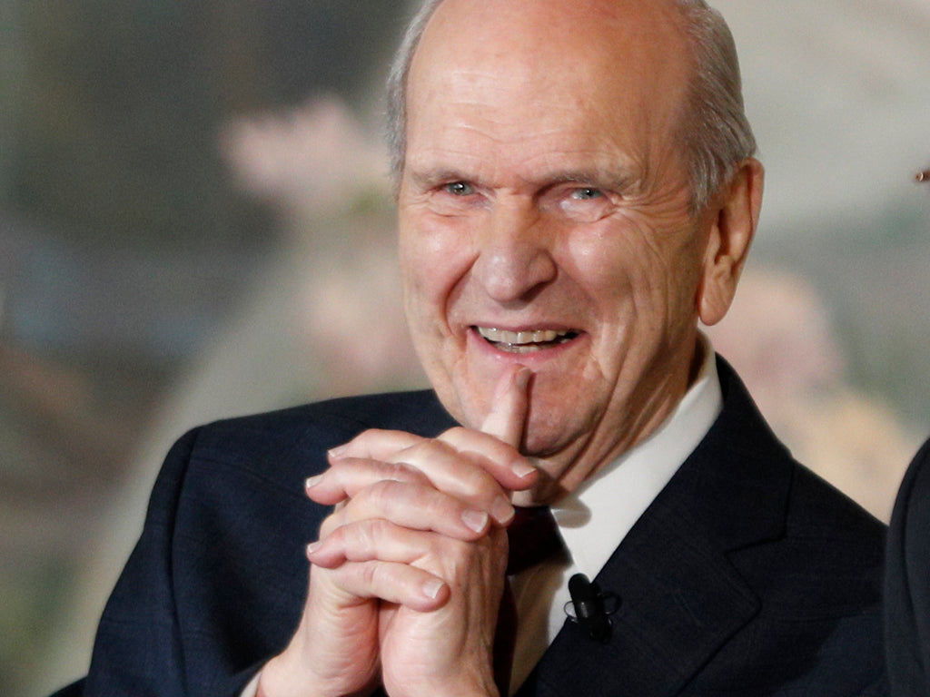 Celebrating President Nelson: 15 Quotes From Our Beloved Prophet