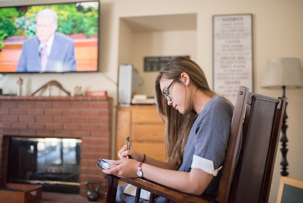 5 Tips for Studying General Conference