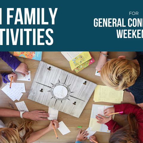 Family Activities for Conference Weekend