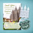Temple Themed Ministering Gift Pack | Ministering Made Easy