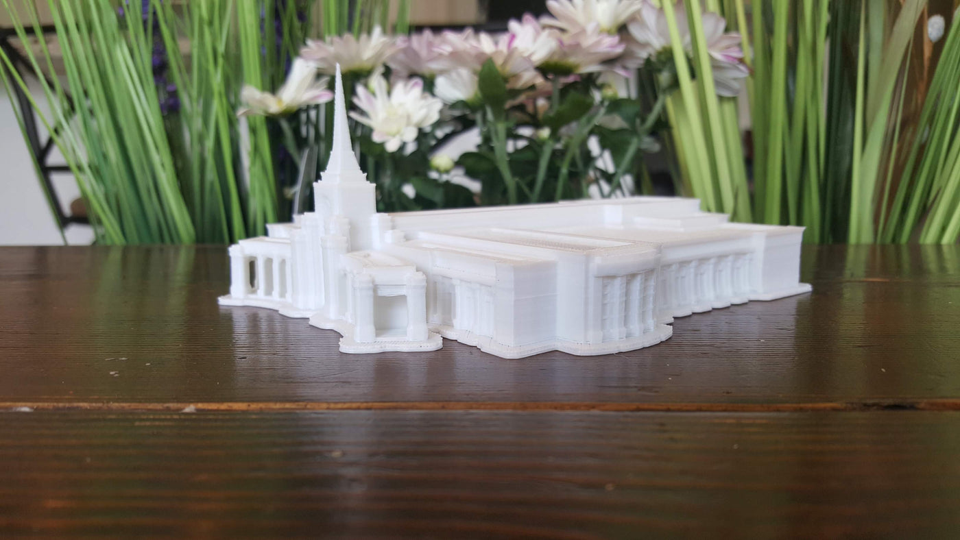 Fort Lauderdale Temple Replica Statue (back ordered until January 15th)
