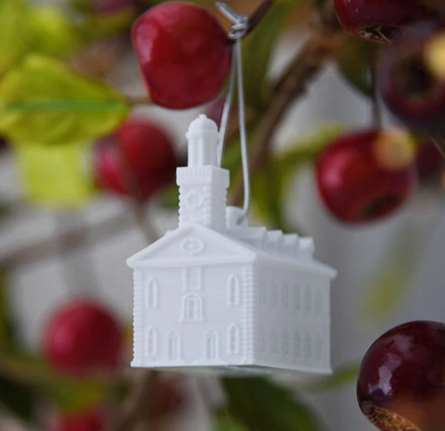 Kirtland Ohio Christmas Ornament (back ordered until January 15th)