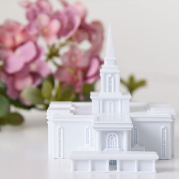 Orlando Florida Temple Replica Statue