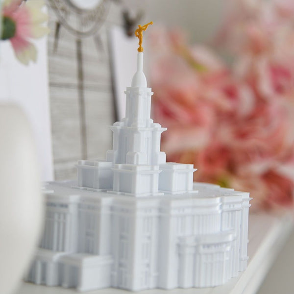 Payson Utah Temple Replica Statue (back ordered until January 15th)