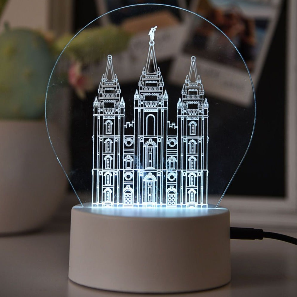 Temple LED Night Light (Choose Any Temple)