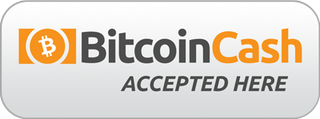 BCH bitcoin cash accepted here