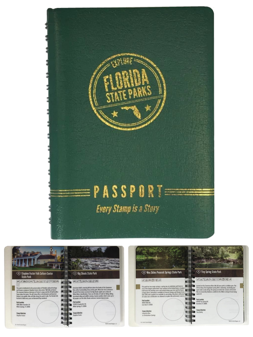 Florida State Parks Deluxe Passport