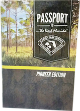 Load image into Gallery viewer, The Real Florida Passport - Pioneer Edition