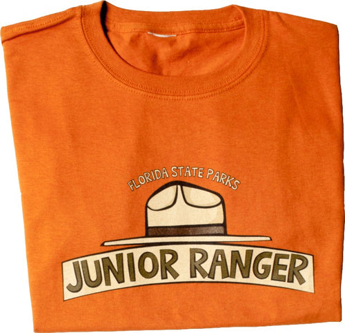 Junior Ranger Boot Print T-Shirt