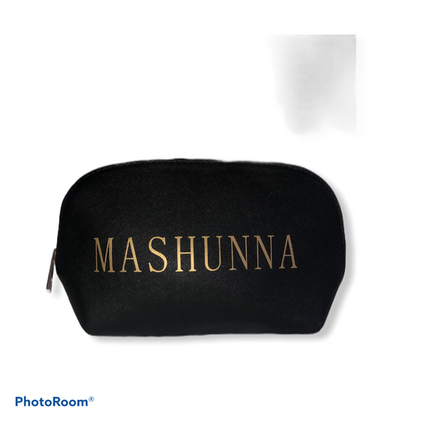 Mashunna collection makeup bag