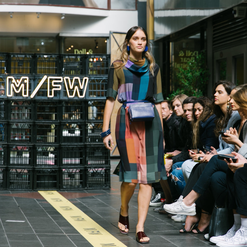 ELK x Melbourne Fashion Week