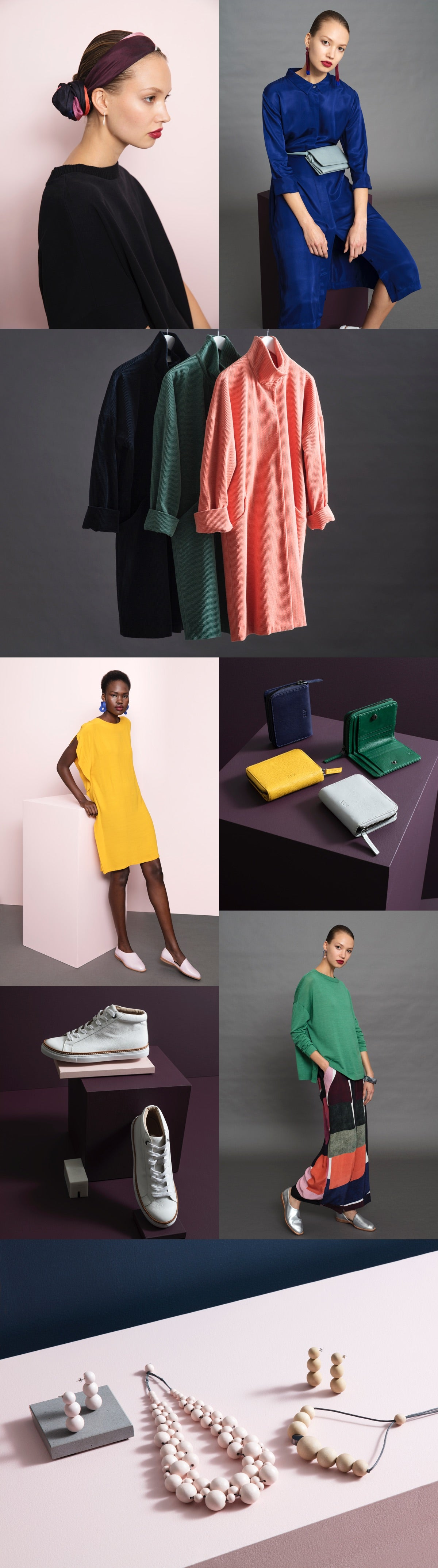 INTRODUCING OUR NEW SEASON COLLECTION: KIN