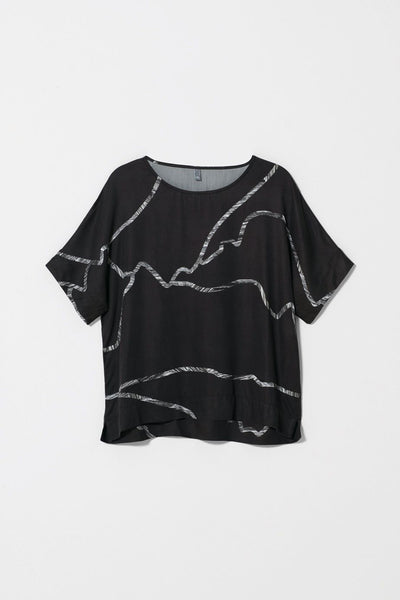 Tectonic Print Box Top