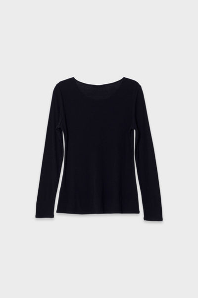 Merino Long Sleeve Top