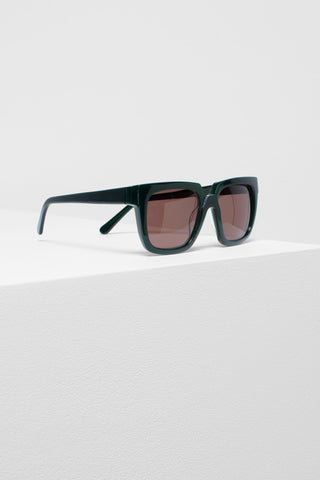 Ara Emerald Green Sunglasses