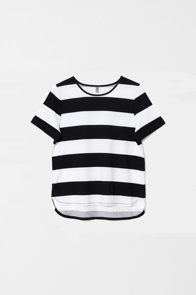 Block Striped Tee