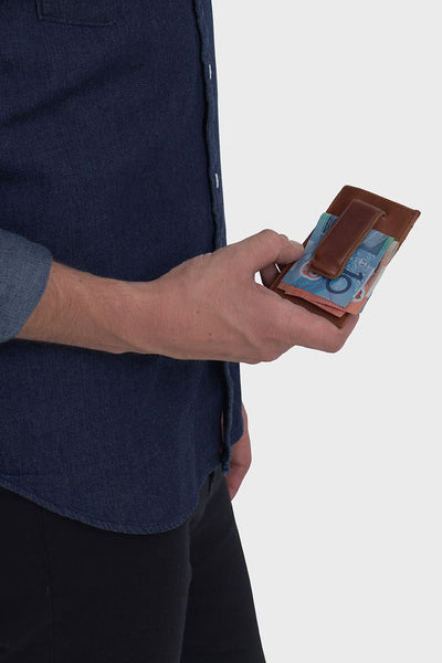 Olbu Leather Card Holder