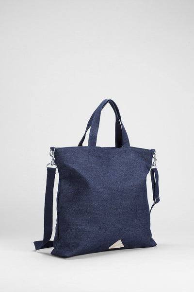Denim Agnes Bag