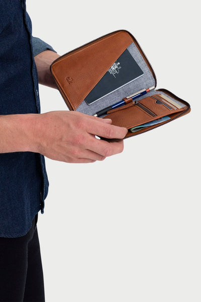 Olen Travel Wallet