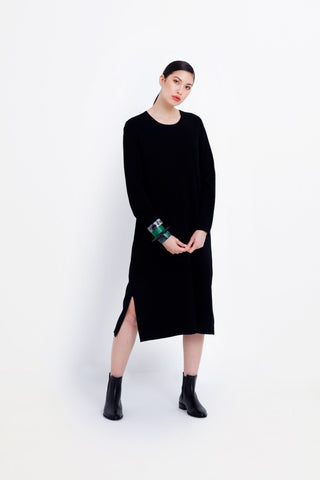 Black Galaxy Dress