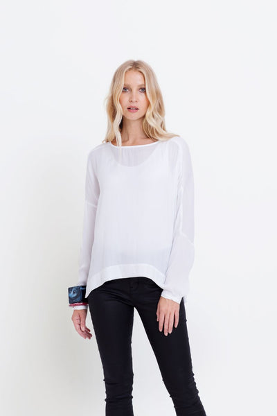 Drift Long Sleeve Top