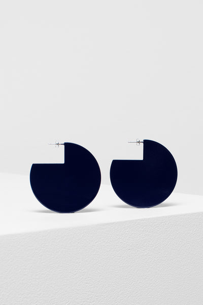 Hvar Circle Earrings
