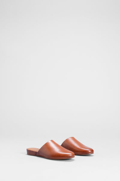 Liva-leather-mule-slide-tan-side