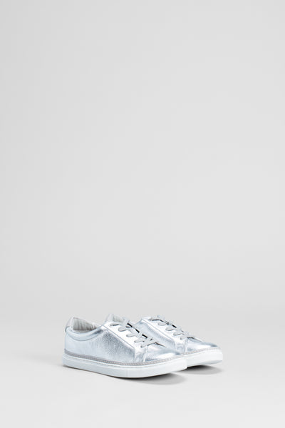 Silver Alta Sneakers