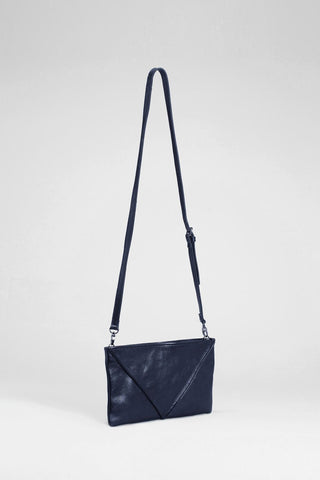 Navy Lennik Small Bag
