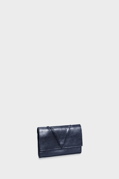Navy Lennik Wallet