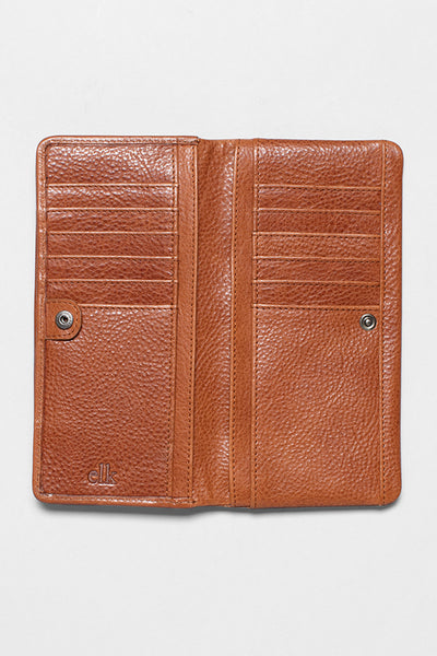 Jacaranda Hetta Leather Wallet