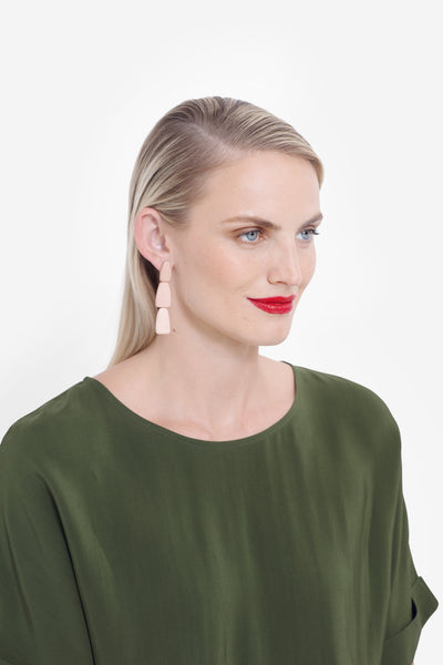 Gruva Drop Earring