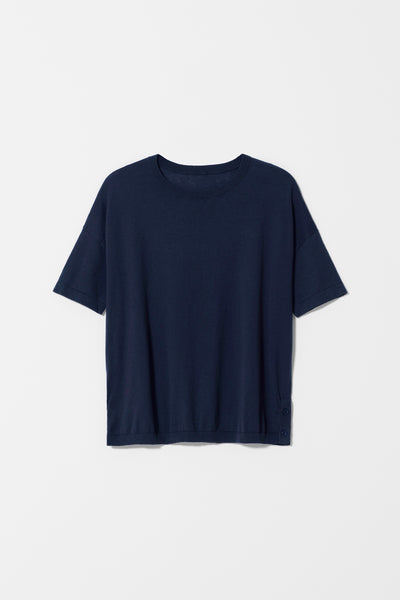 Avesta Short Sleeve Sweater
