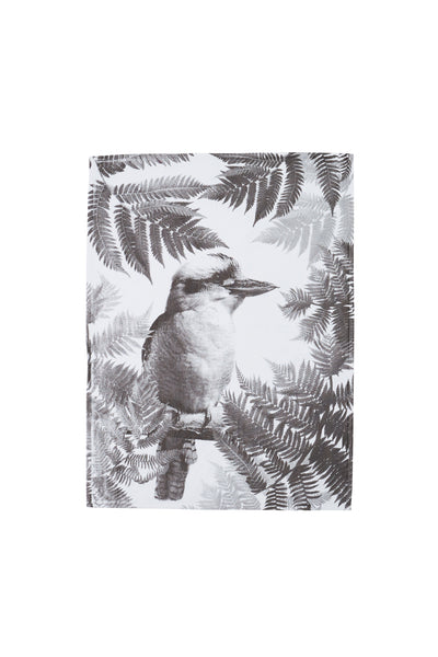 Kooka Fern Cotton Tea Towel