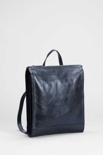 Hanna-leather-backpack-black-front