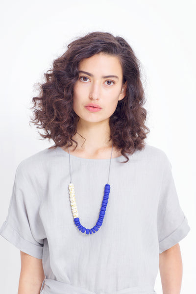 Textura Half Necklace