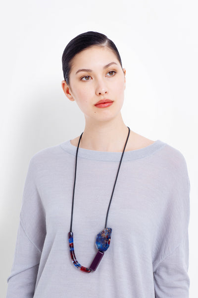 Perle Tube Necklace