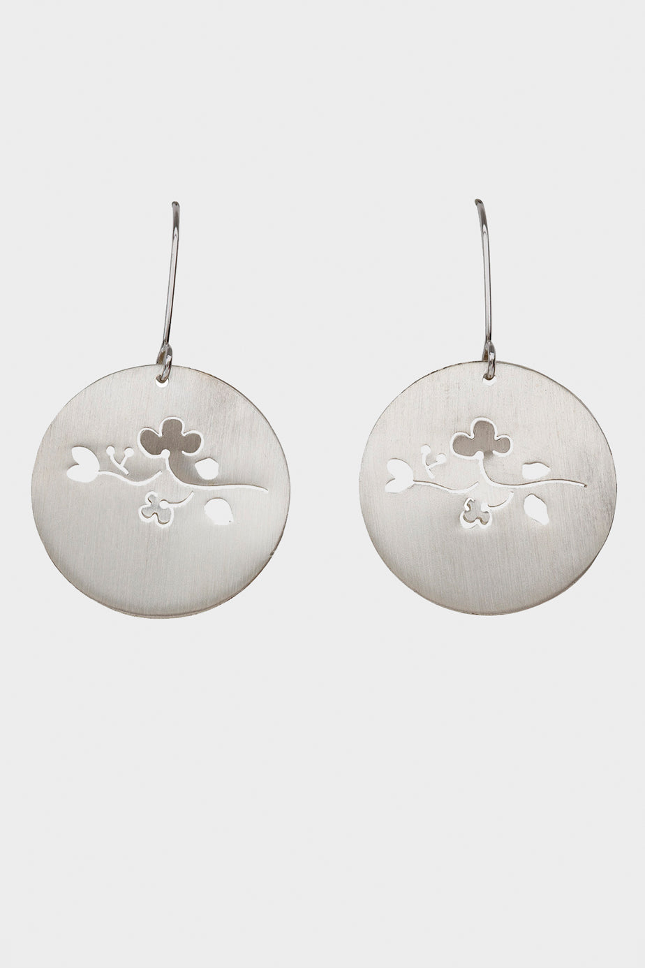 Small Cherry Blossom Earrings