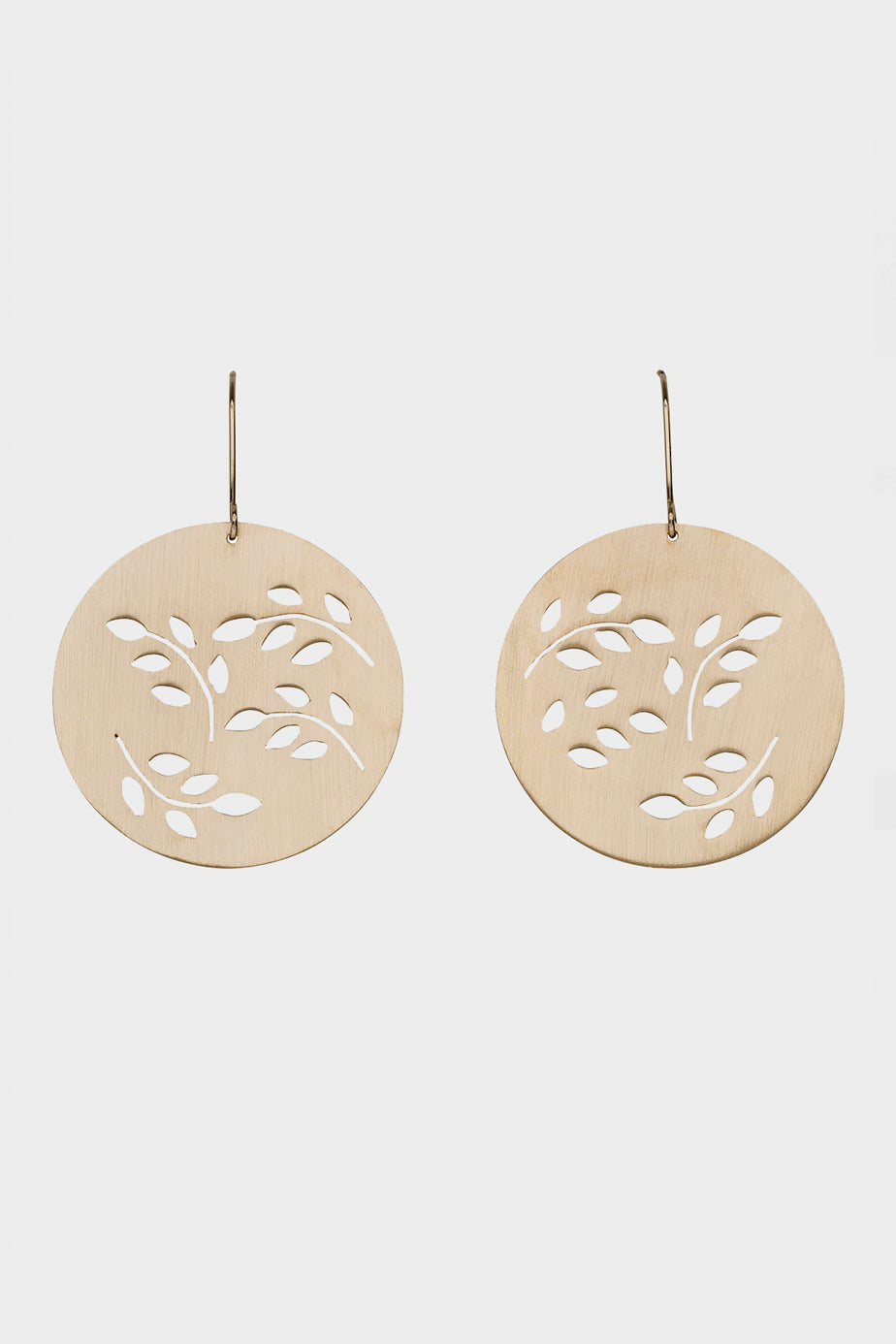 Large Little Leaves Earrings