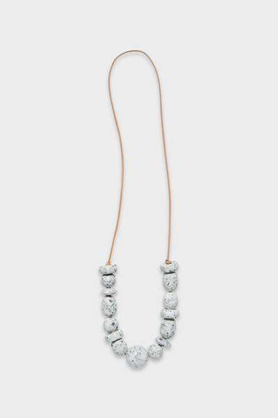 Long Terrazzo Necklace