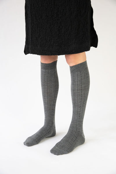 Monte Knee High Socks