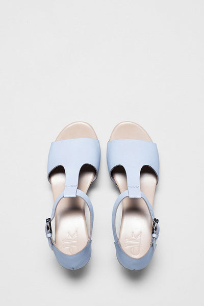 Sky Blue Boda Clogs