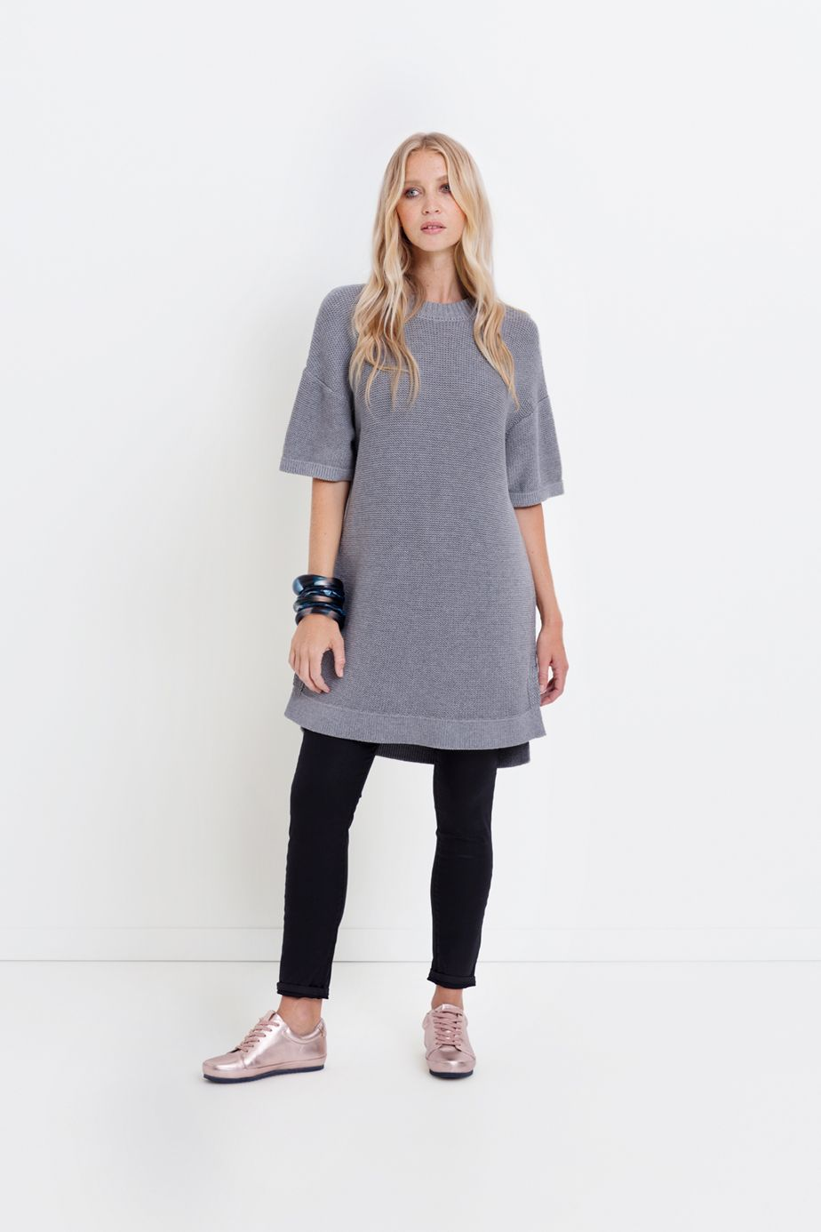 Reis Tunic Sweater