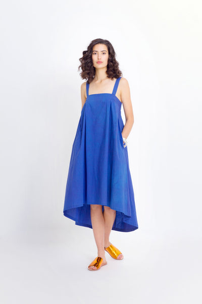 Tablier Cotton Dress