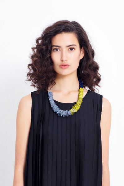 Poste Short Necklace